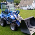 High volume bucket for mini loaders MultiOne 04